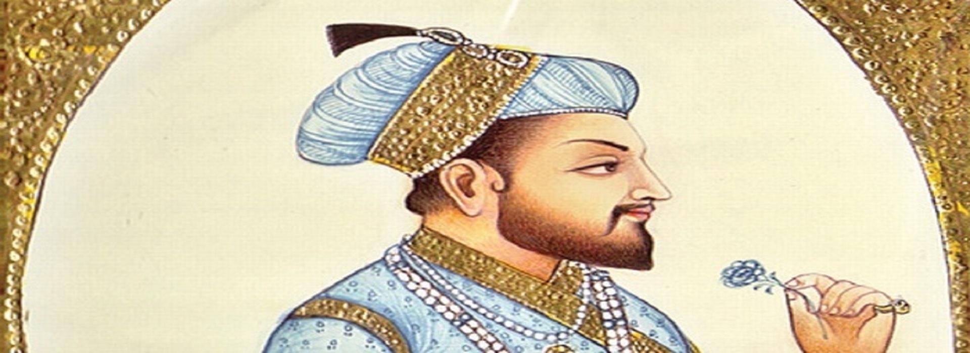 Laments of Shah Jahan on The Loss of Mumtaz Mahal