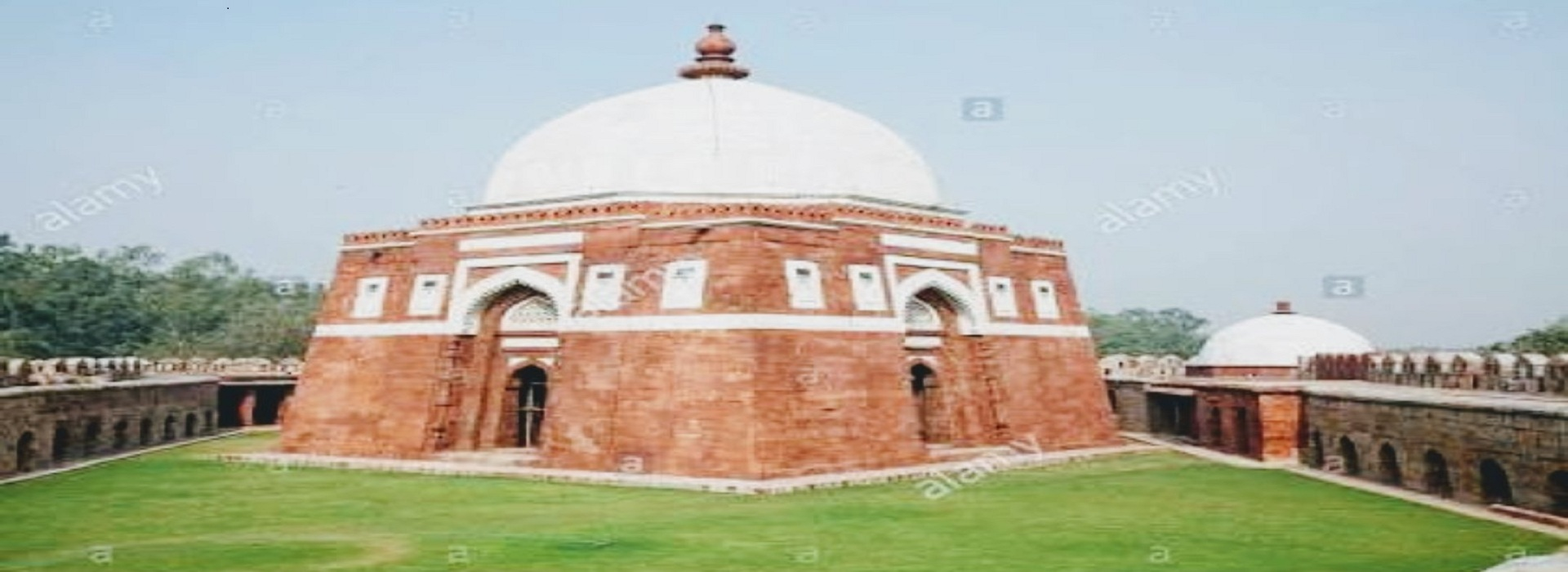 A Tale of Unknown Tomb of Ladli Begum