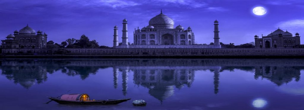 Taj Mahal Moon Light Viewing Chronicles