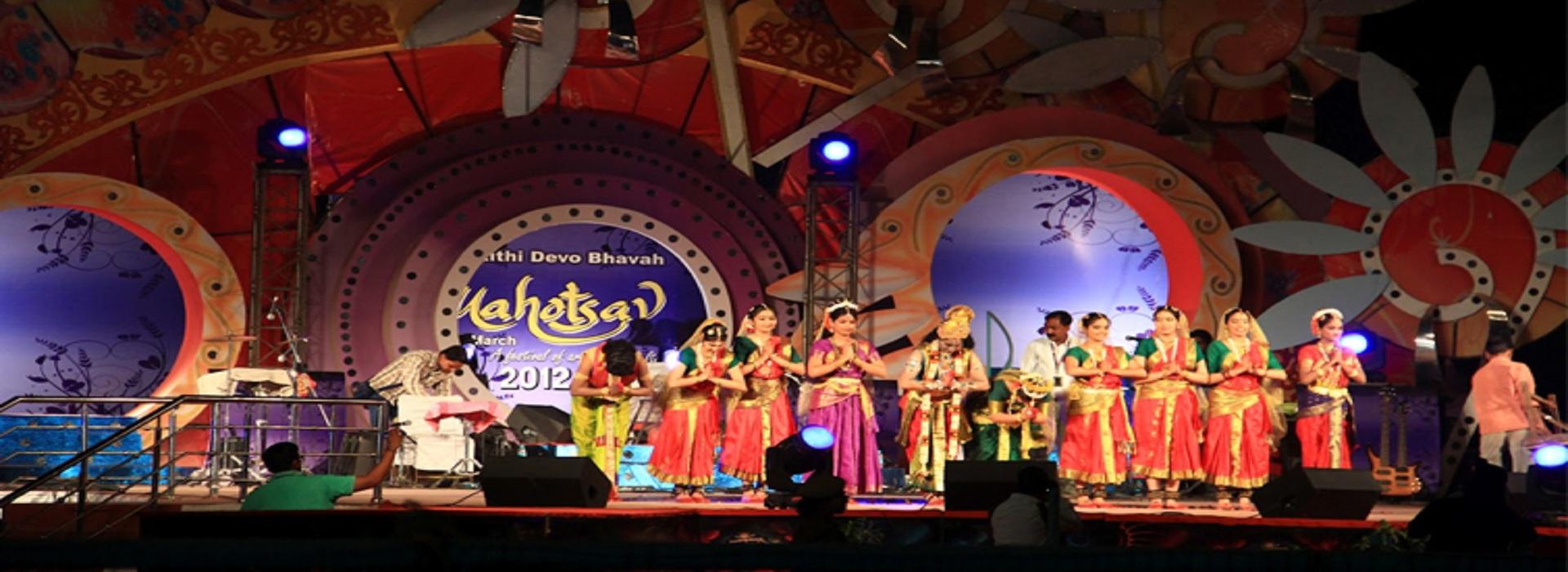 Taj Mahotsav- An Exposition of Agra Culture