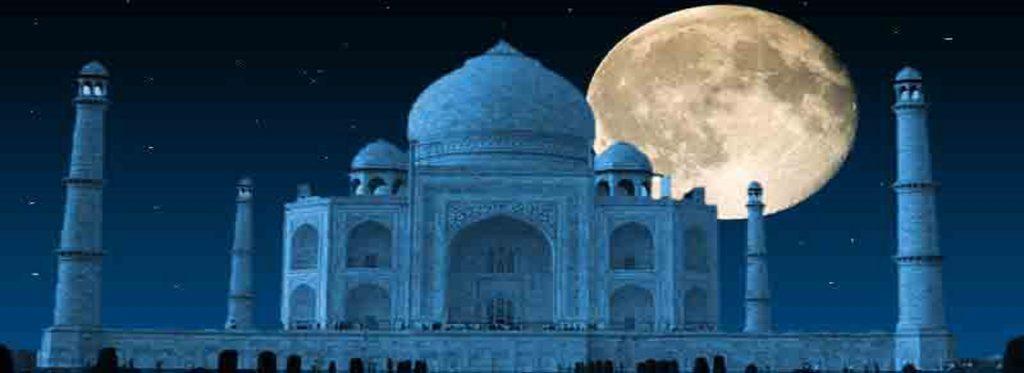 Taj View Point to Enhance Night Tourism in Agra
