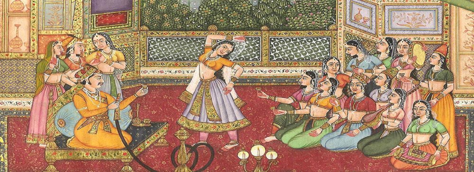 Indian Paintings History, techniques & facts