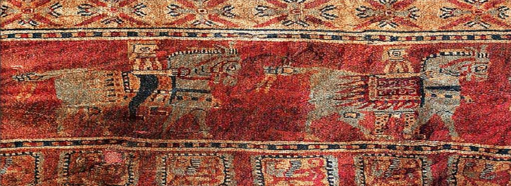 Indian Art of Carpet and Textiles
