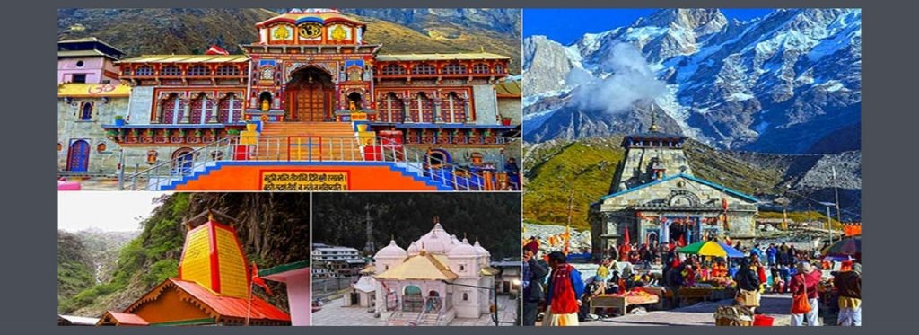 Char Dham Yatra Tour Package from Delhi 2020
