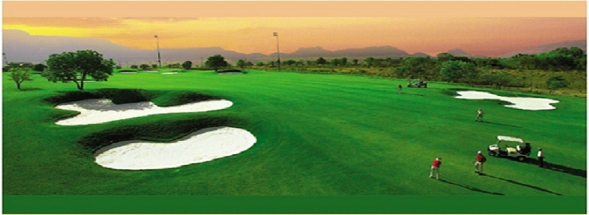 Golf Tourism in North India