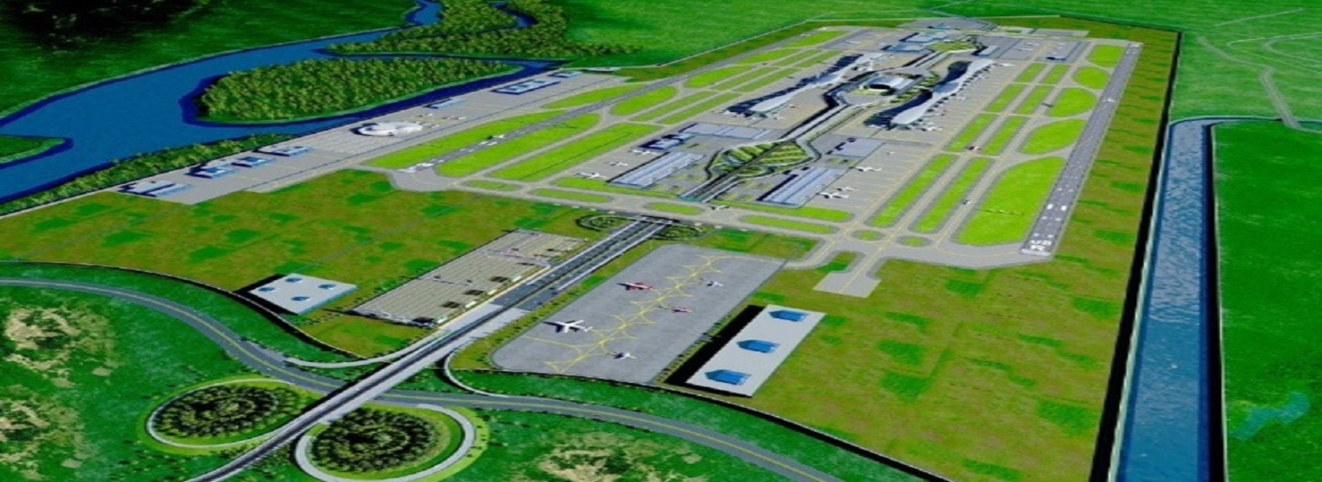 Top 10 Upcoming International Airports in India
